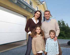 Installateur de porte de garage sectionnelle ou basculante for Installateur de porte de garage